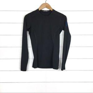 Arc'Teryx Phase SL Long Sleeve Baselayer Black